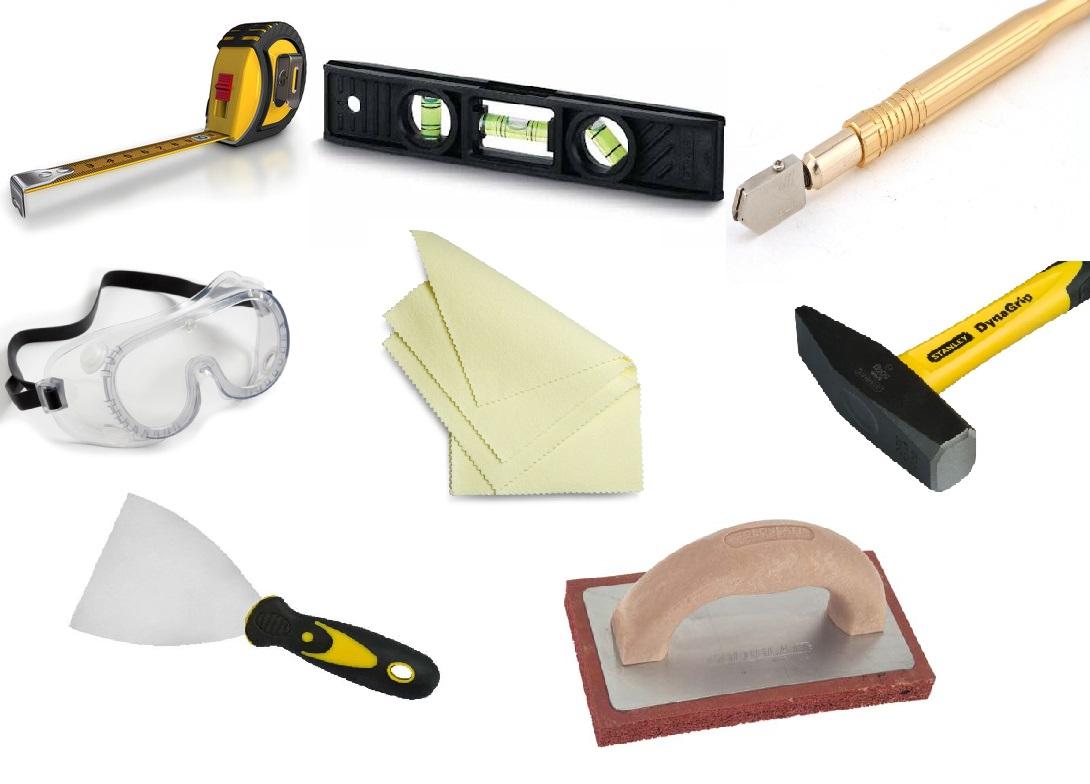 Инструменты для укладки плиток пвх