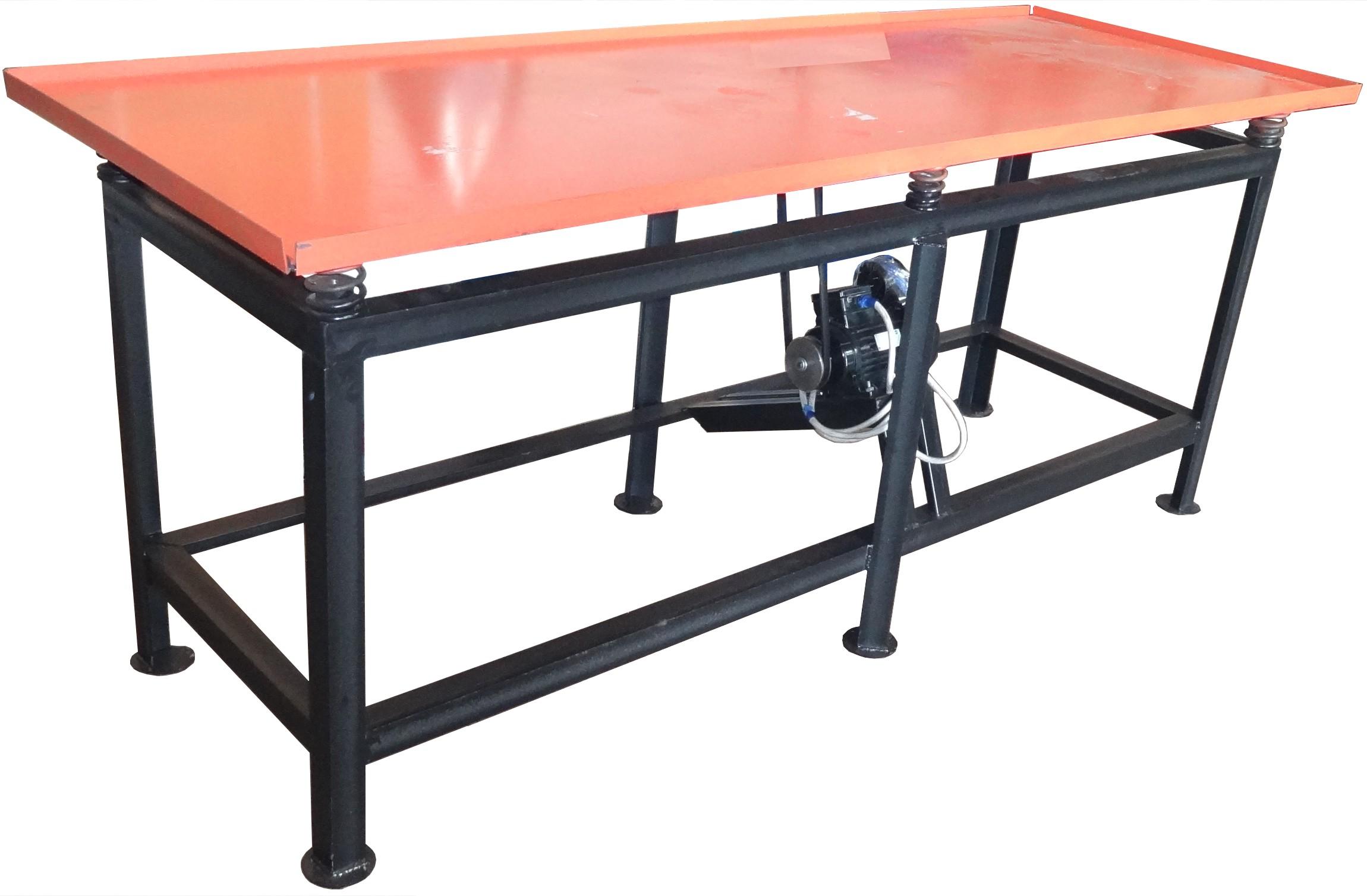 Стол для изготовления тротуарной плитки