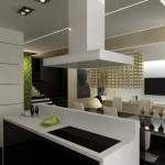 Кухня и гостиная вместе