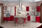 Барная стойка на кухне: стиль и удобство (+36 фото)