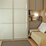 Дизайн маленькой спальни 9 кв м: план обустройства (32 фото)