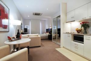 Отличный дизайн для прямоугольной квартиры