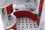 Дизайн кухни 6 кв — стилевое решение и выбор цвета