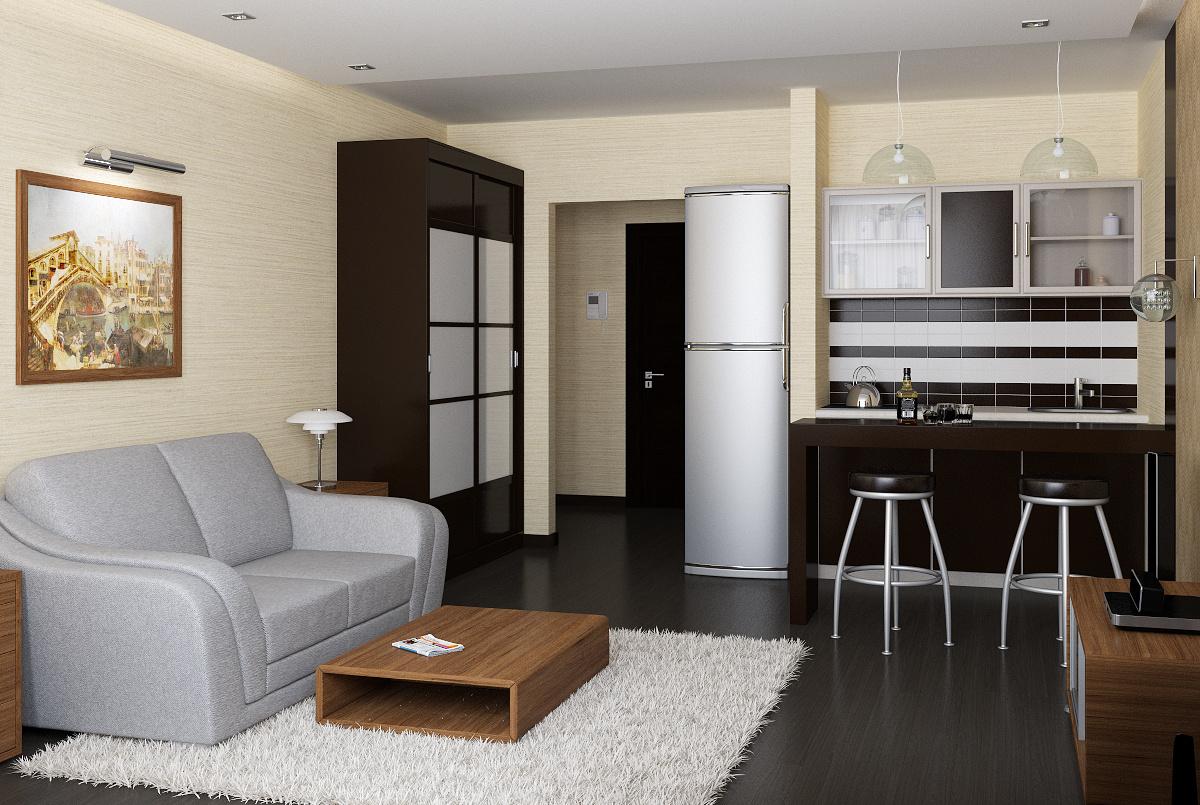 Уютная квартира на двоих