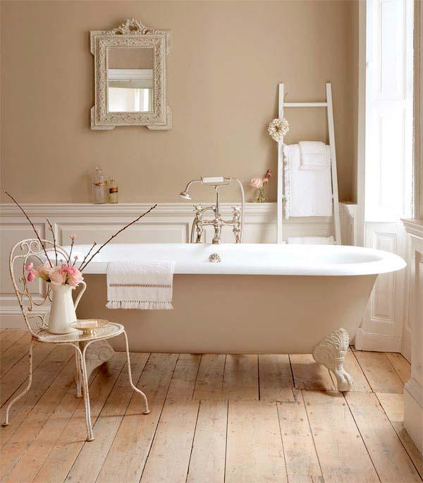 Pretty bathroom ideas