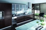 Расстановка кухонной мебели