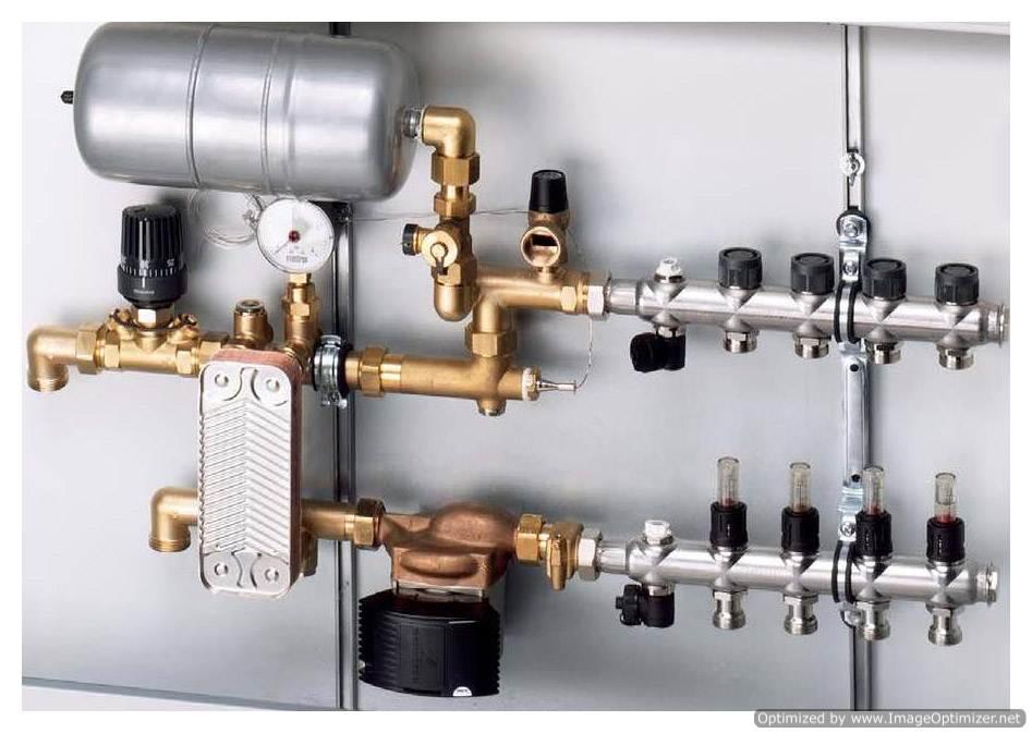 Водяной теплый пол теплообменник купить Подогреватель высокого давления ПВ-775-265-31-1 Одинцово