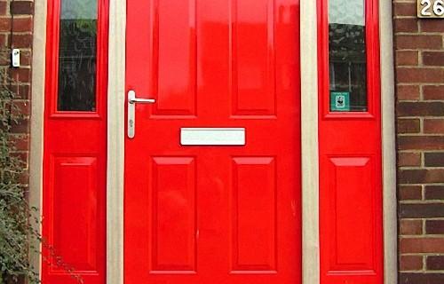 входные металлические двери улица дом