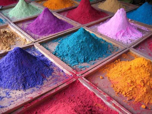 Чем можно красить по масляной краске