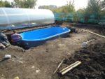 Строительство практичного бассейна в частном доме
