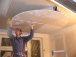 Профессиональный ремонт потолочного покрытия