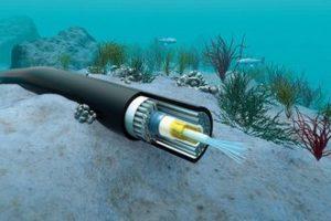 Прокладка оптического кабеля в воде