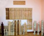 Комплектующие для деревянных лестниц от производителя